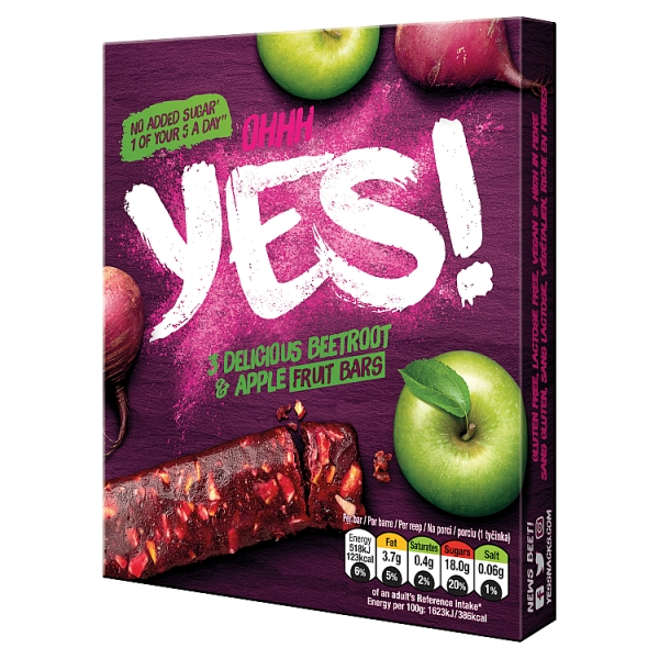Yes Beetroot 3 Pack Multipack