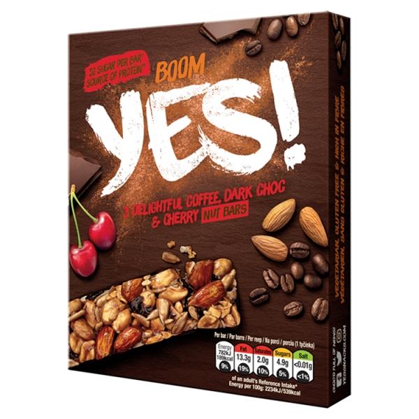 Yes Coffee, Cherry & Dark Chocolate 3Pack Multipack