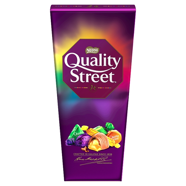 Nestle Quality Street Chocolate Carton