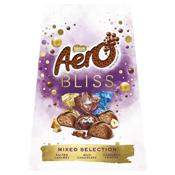 Nestle Aero Bliss Mixed Selection Chocolates