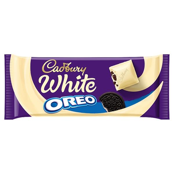 Cadbury White Oreo Chocolate Bar