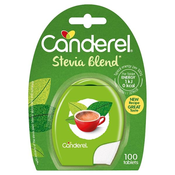 Canderel Stevia Sweetener Tablets