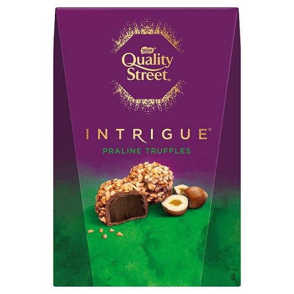 Nestle Quality Street Intrigue Praline Truffles