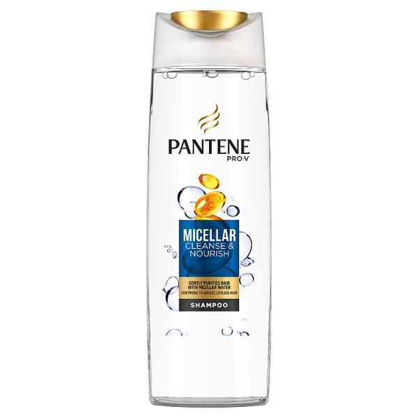 Pantene Micellar Shampoo