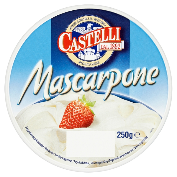 Castelli Italian Mascarpone