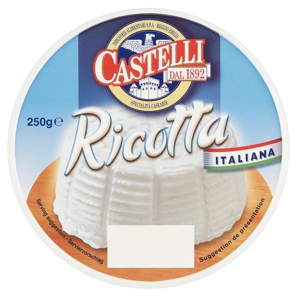 Castelli Italian Fresh Ricotta
