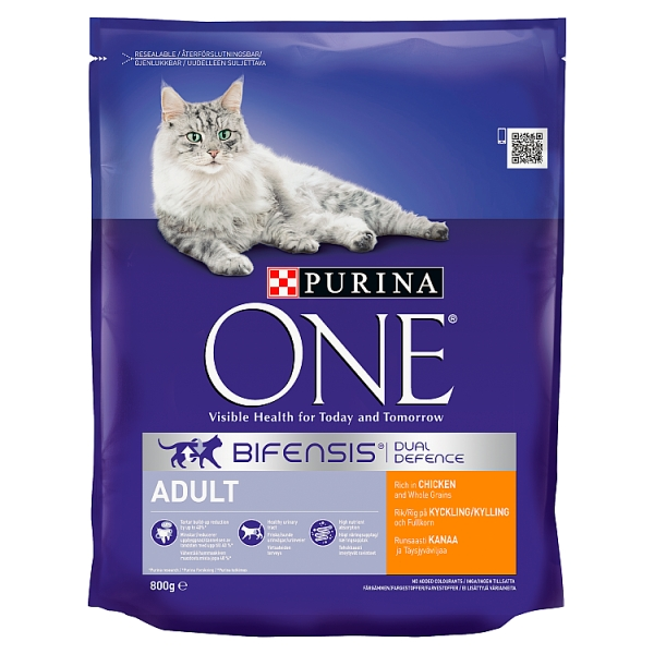 Purina One Chicken & Rice Adult Cat Food