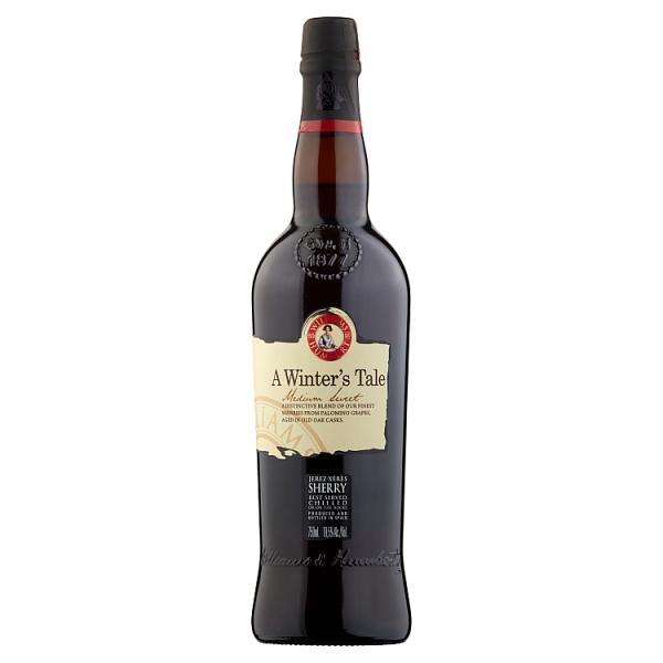 A Winter's Tale Amontillado Sherry