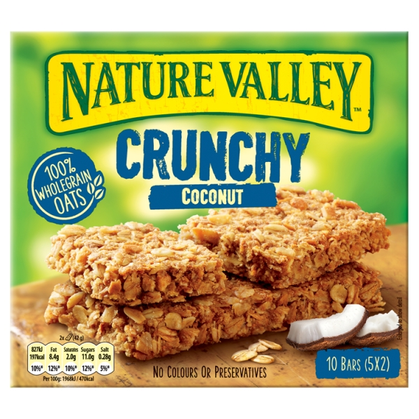 Nature Valley Crunchy Coconut