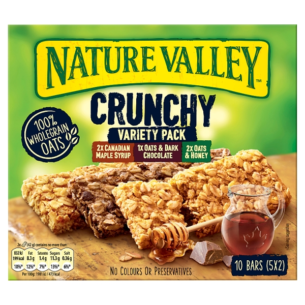 Nature Valley Variety 5 Pack