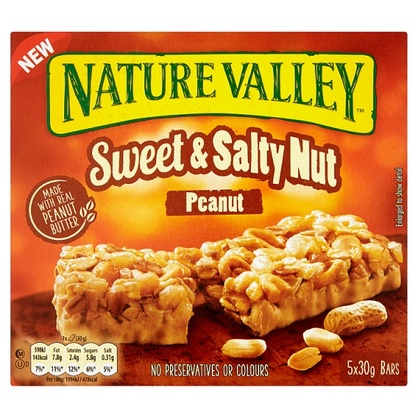 Nature Valley Sweet & Salty Peanut