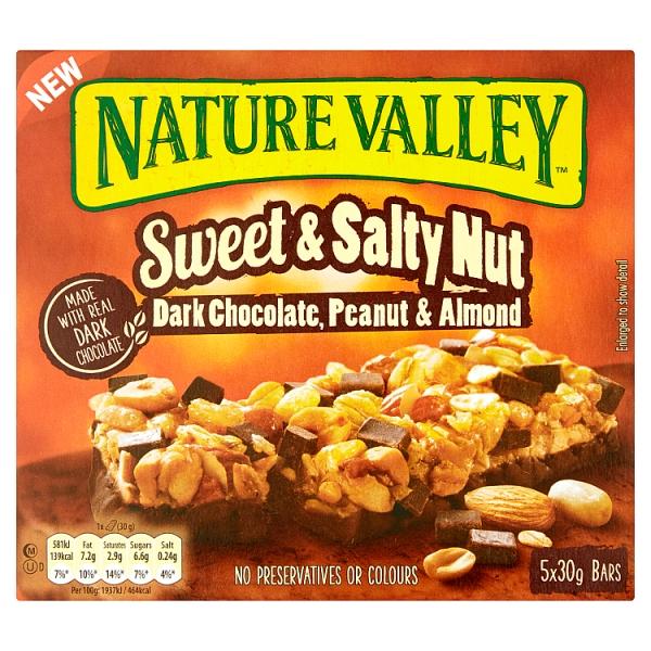 Nature Valley Sweet & Salty Dark Chocolate