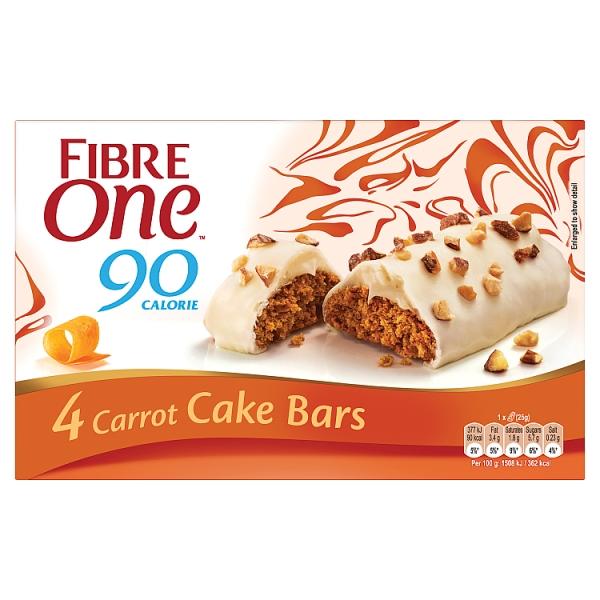 Fiber One Carrot Cake Bar