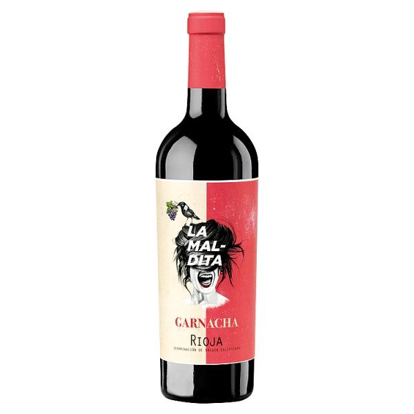 La Maldita Rioja Garnacha 75 Cl