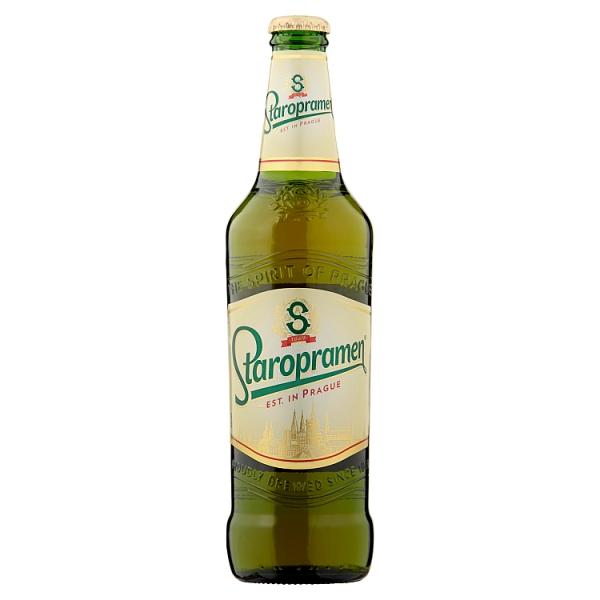 Staropramen Bottle