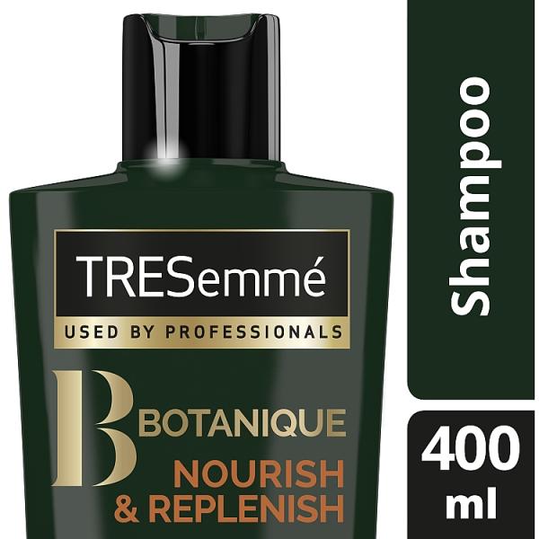 Tresemme Nourish + Replenish Shampoo