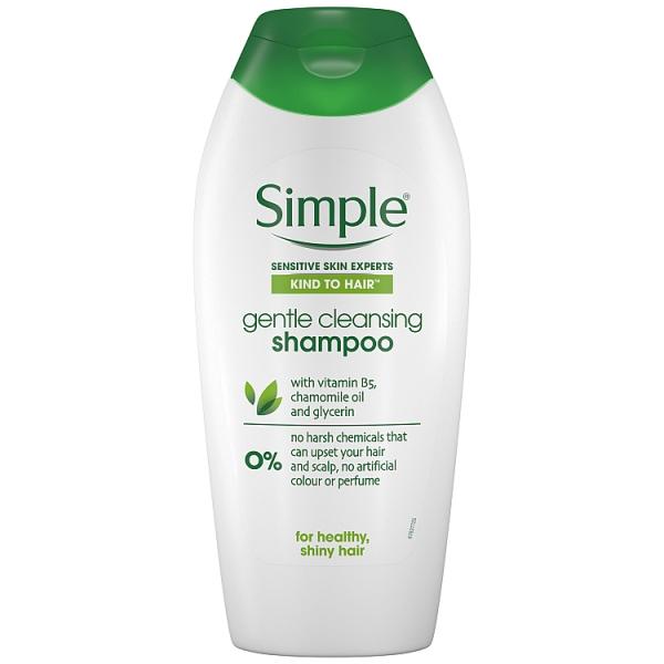 Simple Kind to Hair Shampoo