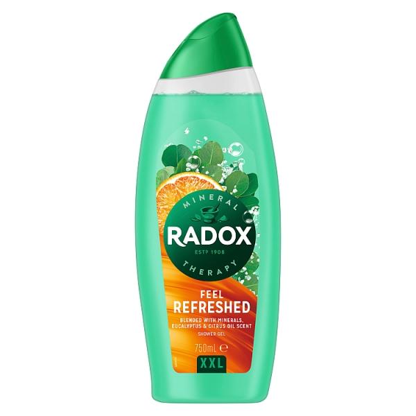 Radox Feel Refreshed Shower Gel