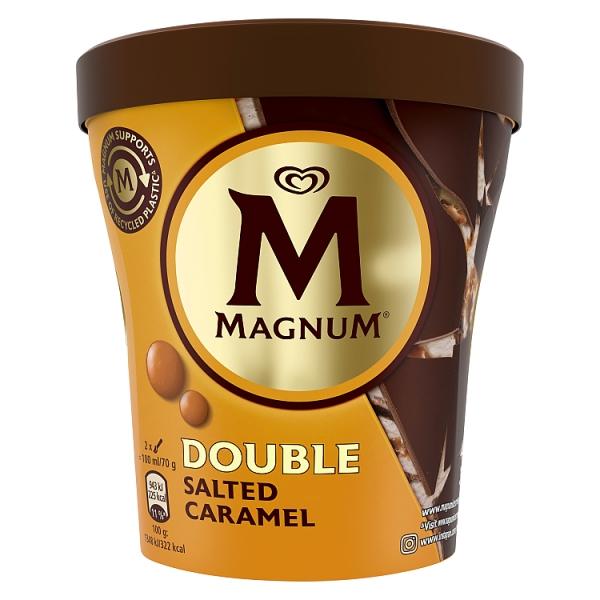 Magnum Double Salted Caramel Ice Cream