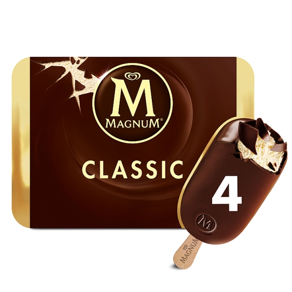Magnum Classic 4 Pack