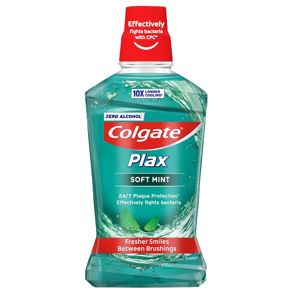 Colgate Plax Soft Mint Mouthwash