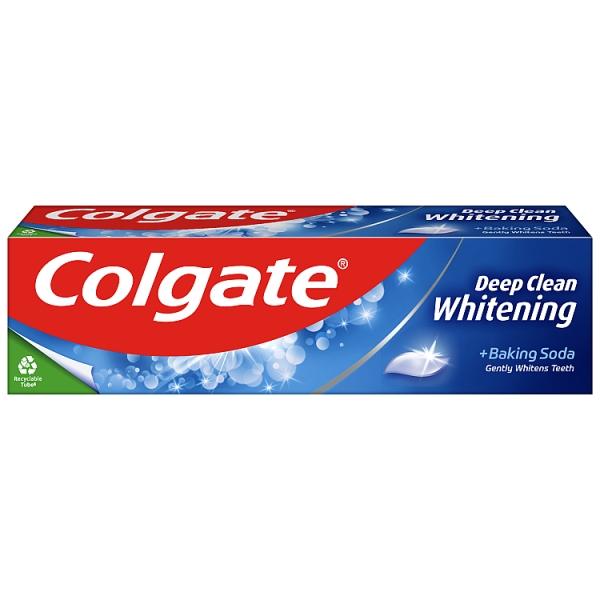 Colgate Deep Clean Whitening Toothpaste