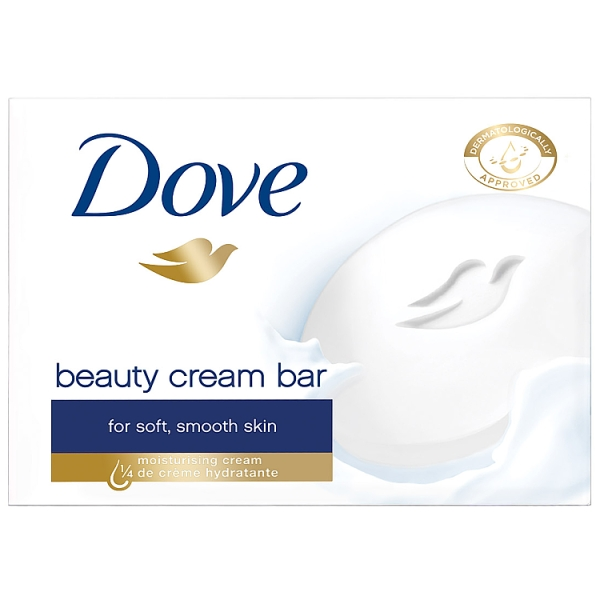 Dove Cream Bar Regular (6 Piece)