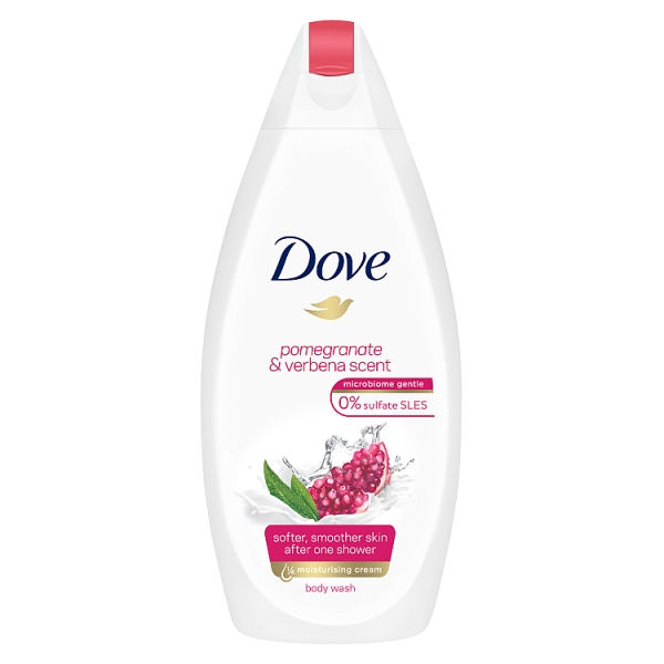 Dove Reviving Pomegranate and Verbena Body Wash