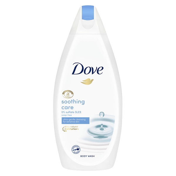 Dove Soothing Care Body Wash for Sensitive Skin