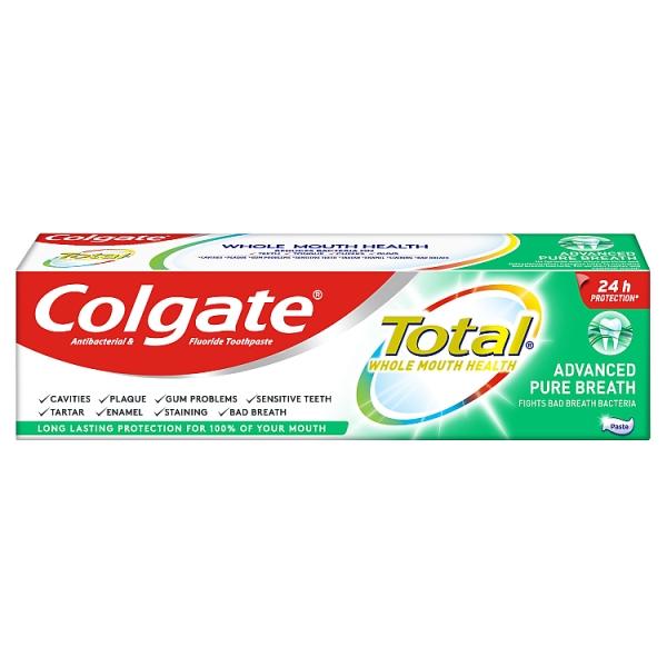 Colgate Total Advanced Pure Breath Toothpaste