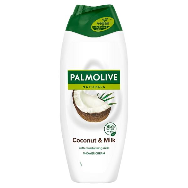 Palmolive Coconut and Milk Shower Cream