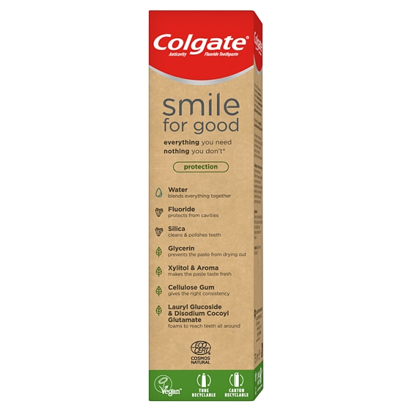 Colgate Smile For Good Toothpaste
