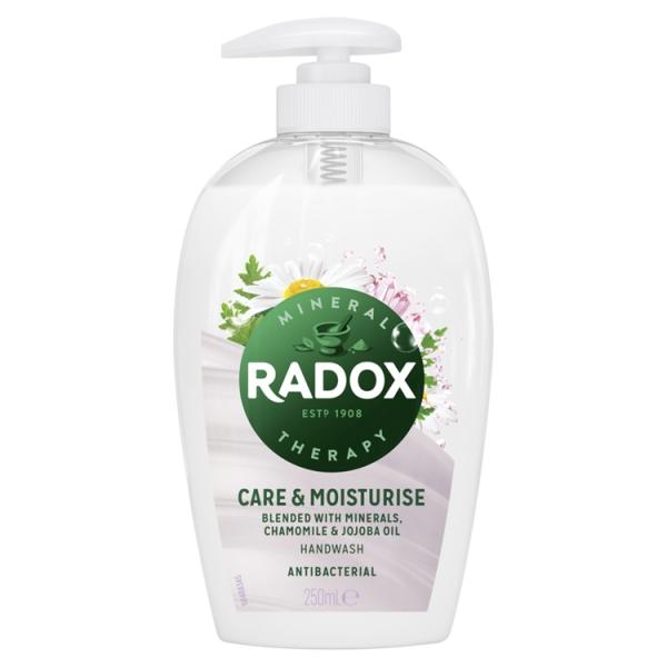 Radox Care and Moisture Antibacterial Handwash