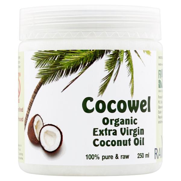 Cocowel Organic Coconut Oil