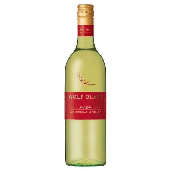 Wolf Blass Red Label Chardonnay Semillon