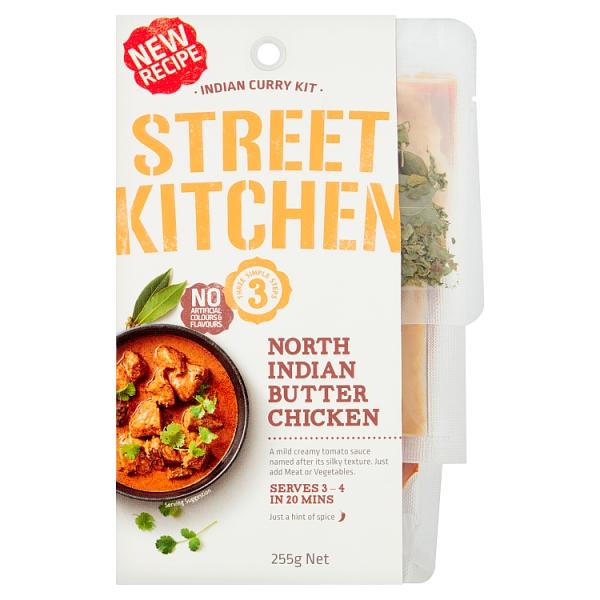 Street Kitchen North Indian Butter Chicken Kit