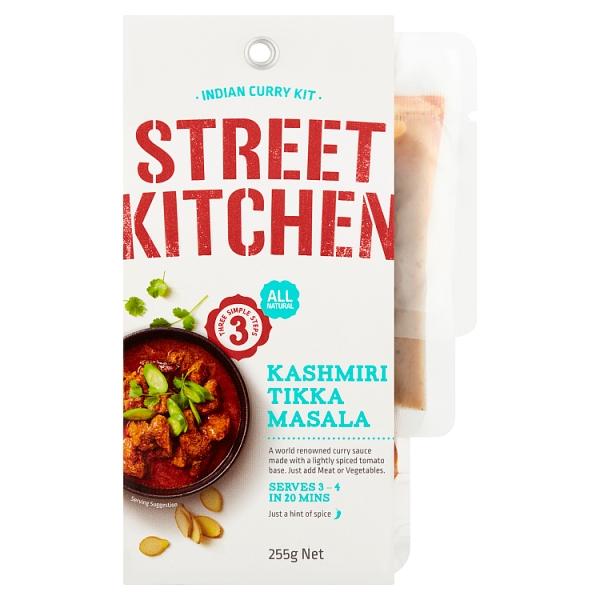 Street Kitchen Kashmiri Tikka Masala Kit