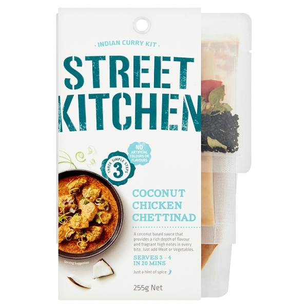 Street Kitchen Coconut Chicken Chettinad Kit