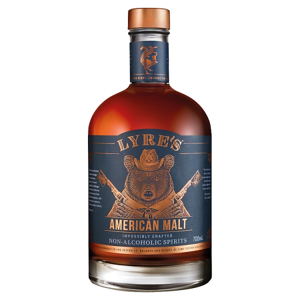 Lyre's American Malt Non-Alcoholic Spirits