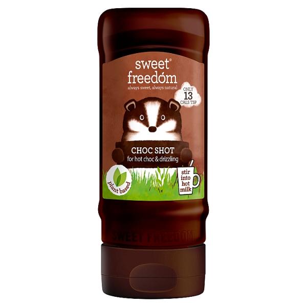 Sweet Freedom Choc Shot Syrup