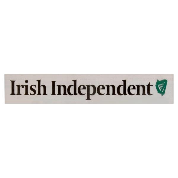 Irish Independent Saturday