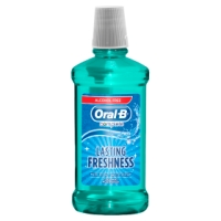 Oral B Alcohol Free Mouth Rinse