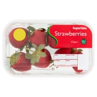 SuperValu Strawberry Punnet