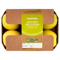 SuperValu Golden Delicious Apples Tray
