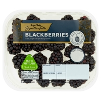 SuperValu Blackberry Punnet