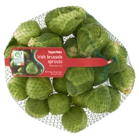 SuperValu Brussel Sprouts Net