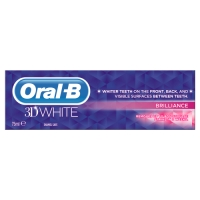 Oral B 3D White Toothpaste